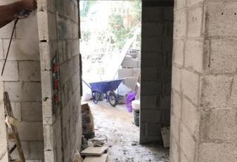 מראה הדירה לפני התחלת השיפוץ